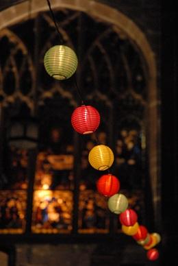 Night church chester